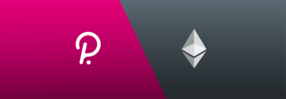 Polkadot vs Ethereum Comparison Blog Banner