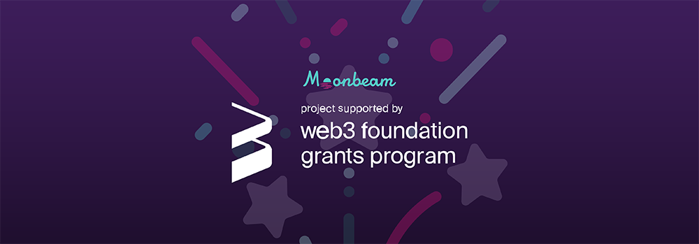 PureStake Receives Web3 Foundation Grant for Moonbeam